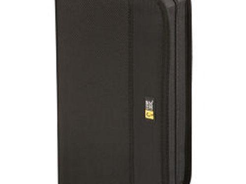 Case Logic CD/DVDW-64 72 Capacity Classic CD/DVD Wallet Black