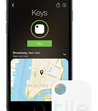 Tile Gen 2 – 1 Pack Discontinued by Manufacturer – Key Finder. Phone Finder. Anything Finder