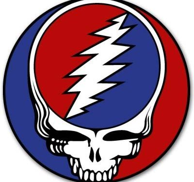 Grateful Dead rock band Vynil Car Sticker Decal – 4″