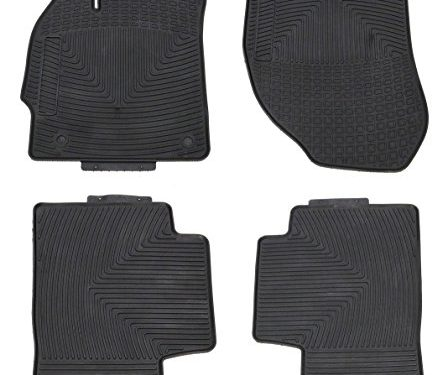 TMB Motorsports All Weather Floor Mats for Toyota Prius 2010-2015
