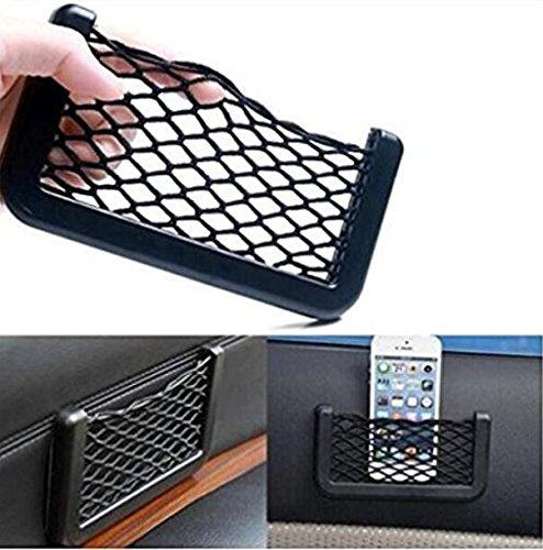 1pc Passenger Grab Handles Accessory Storage Pouch