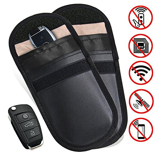 Cell phone blocker pouch - cell phone vehicle blocker