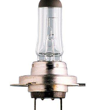 HELLA H7 100W High Wattage Bulb, 12V