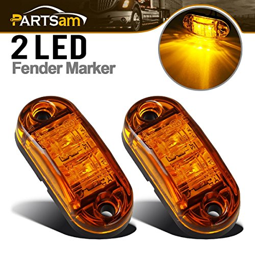 KASLIGHT IP68 Waterproof Trailer Lights, Boat Trailer light Led Boat
