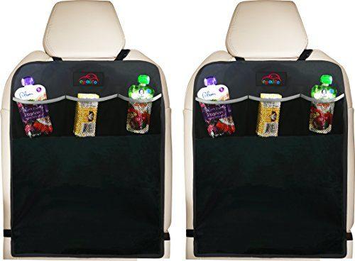 Dmoose Car Backseat Organizer With Tablet Holder For Kids