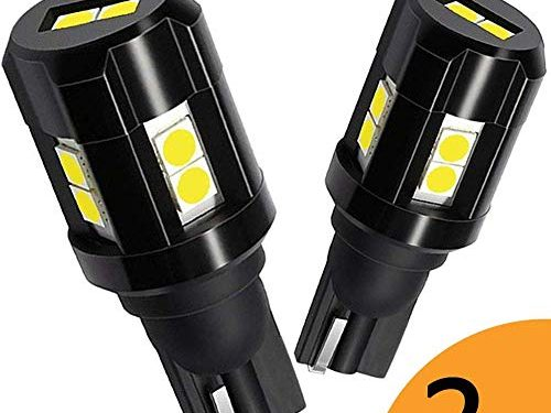 OXILAM 912 921 LED Bulbs Backup Reverse Light 2000 Lumens Extremely Bright Canbus Error Free with High Power 3030 Chipsets Upgrade Version, 2 PACK