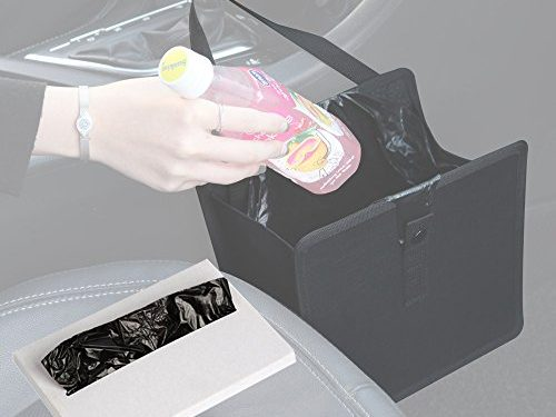 KMMOTORS 30ea Plastic Bags for Jopps Gabage Can