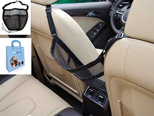 Car Cache – Car Handbag Holder: Original Invention, Patented Black