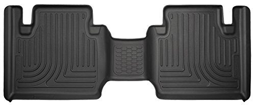 Husky Liners 2nd Seat Floor Liner Fits 12-18 Tacoma Access Cab Pickup