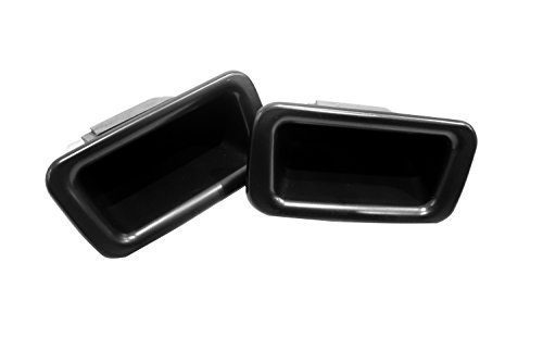 Vesul Front Row Door Side Storage Box Handle Armrest Phone Container for Ford Explorer 2011 2012 2013 2014 2015