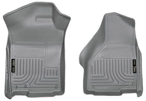 Husky Liners Front Floor Liners Fits 02-18 Ram 1500 Quad/Standard Cab