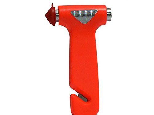1 Pack Seatbelt Cutter Window Breaker Emergency Escape Multi Tool