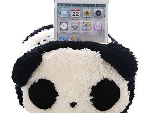 Leegoal Animal Soft Toy Universal Mobile Phone Stand Holder SeatPanda