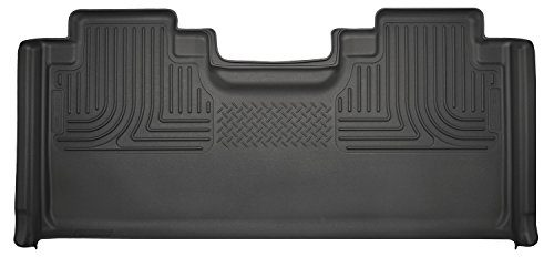 Husky Liners 2nd Seat Floor Liner Fits 15-18 F15018 F250 SuperCab