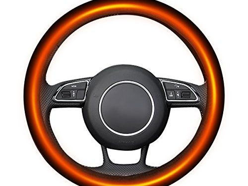 Tvird 12V Auto Car Heating Steering Wheel Covers Warmer Winter
