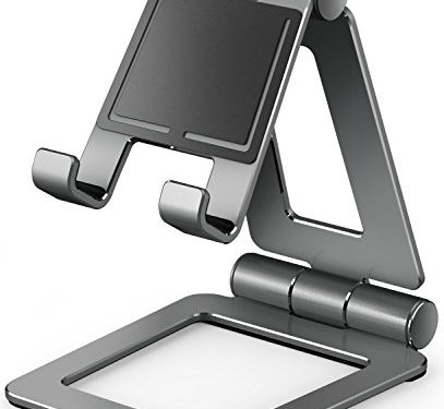 Cell Phone Stand, Compatible with iPhone Stand, Nintendo Switch Stand, Adjustable Phone Stand for Desk, Smartphone Holder for Desk