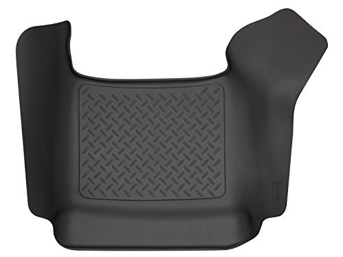 Husky Liners Center Hump Floor Liner Fits 02-18 Ram 1500 Quad, 03-09 2500 Quad