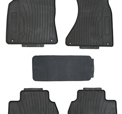 TMB Motorsports All Weather Floor Mats for Porsche Macan 2014-2018