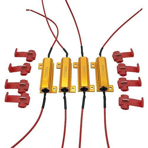 Maxgtrs 50w 921 912 Cree Chip Back Up Lights 6000k Xenon
