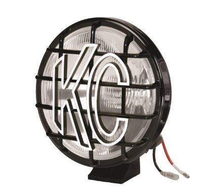 KC HiLiTES 1151 Apollo Pro 6″ 100w Single Driving Light with Integrated Stone Guard