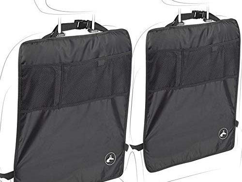 Motorup America Baby Car Seat Kick Mat Cover Protector for Children – Fits Select Vehicles Car Truck Van SUV