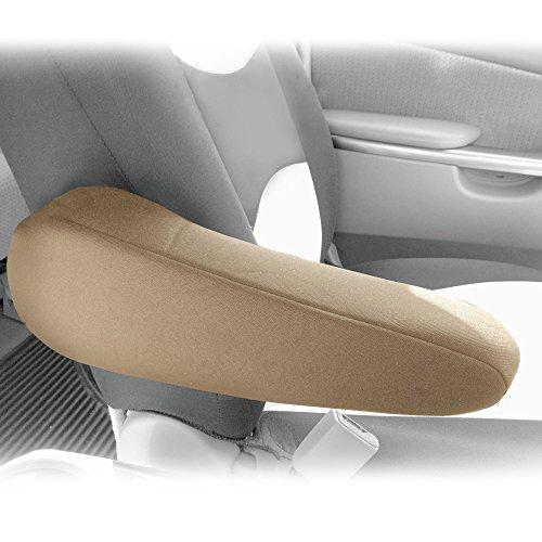 Fh Group Pu207beigetan102 Beige Tan Leatherette Car Seat