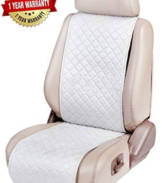 Car Seat Protector – Car Seat Cushion – 1-pc – IVICY Car Seat Cover Protector Cushion – Premium Covers for Women, Men, Girls, Boys – Fits Most Cars, Truck, SUV, or Van
