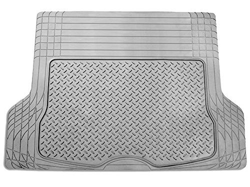 FH Group F16400GRAY Gray All Season Protection Cargo Mat/Trunk Liner Trimmable Size 55.5″ x 42.5″ Large