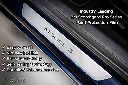 3d Maxpider Kagu Black All Weather Floor Liners For Tesla