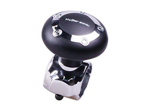 Hypersonic Car Power Handle Spinner Steering Wheel Knob In