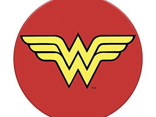 PopSockets: Collapsible Grip & Stand for Phones and Tablets – Wonder Woman Icon