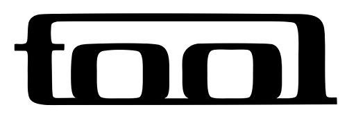 Tool Band Car Window Vinyl Decal Sticker Black, 5.5″