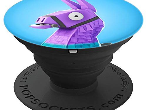 Fortnite Llama PopSockets Stand for Smartphones and Tablets – PopSockets Grip and Stand for Phones and Tablets