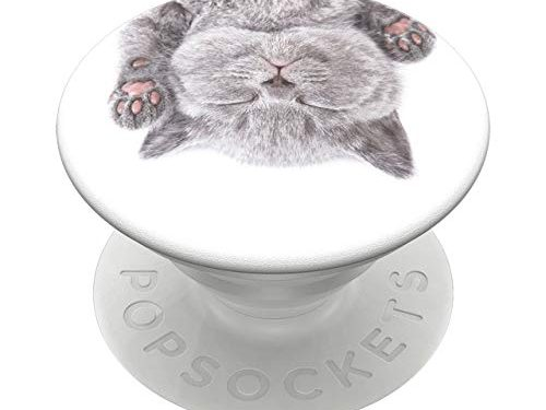 Cat Nap – PopSockets PopGrip: Swappable Grip for Phones & Tablets