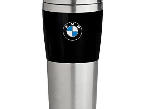 BMW Fusion Tumbler – Black 14oz