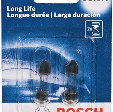Bosch Automotive DE3175LL DE3175 Light Bulb, 2 Pack