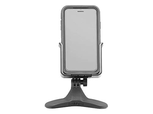 WeatherTech DeskFone XL – Universal Desktop Cell Phone Holder