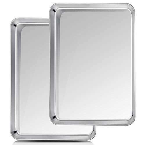 Top 10 Stainless Steel Sheet – Baking & Cookie Sheets
