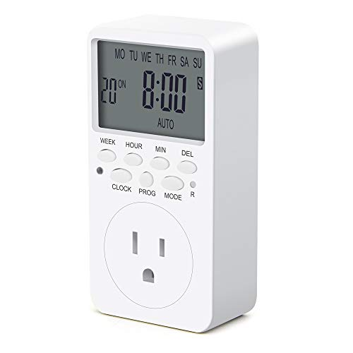 Top 10 Programmable Outlet Timer – Plug-In Timers