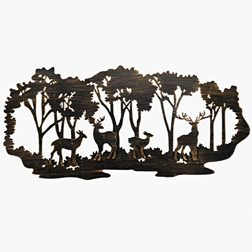 Top 9 Deer Decor for Home – Wall Sculptures