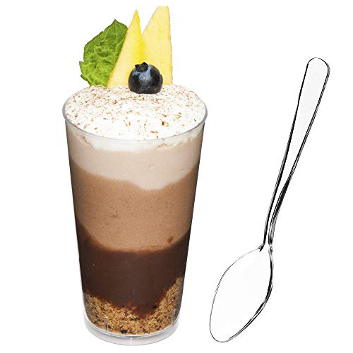 Top 10 Parfait Cups with Spoons – Sake Cups
