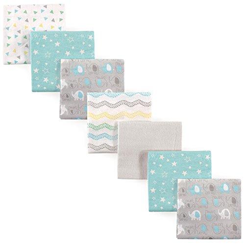 Top 10 Receiving Blankets 100% Cotton – Nursery Receiving Blankets