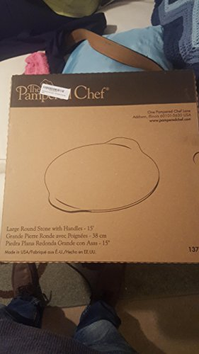 Top 9 Pampered Chef Pizza Stone – Pizza Pans & Stones