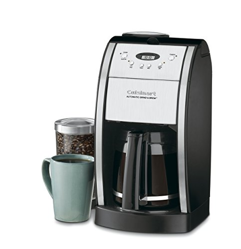 Top 9 Cuisinart Coffee Maker with Grinder – Coffee Machines