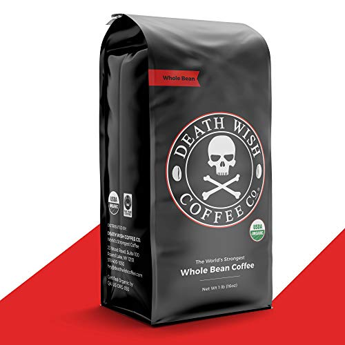 Top 10 DEATH WISH Coffee Beans – Roasted Coffee Beans