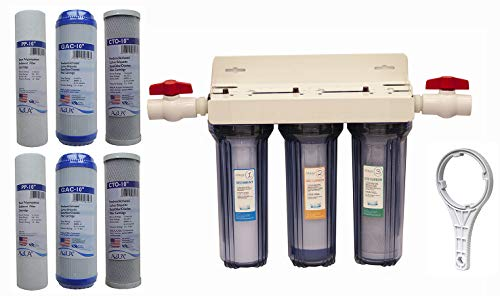 Top 10 Whole House Reverse Osmosis Water Filter – Replacement Under-Sink Water Filters