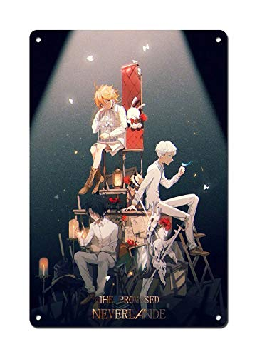 Top 9 Promised Neverland Poster – Posters & Prints