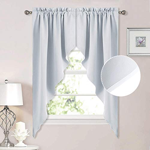 Top 10 Swag Curtains for Bedroom – Window Treatment Valances