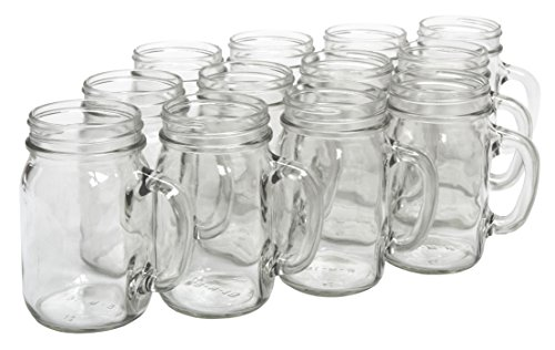 Top 10 Mason Jar Cups with Handles – Drinking Jars
