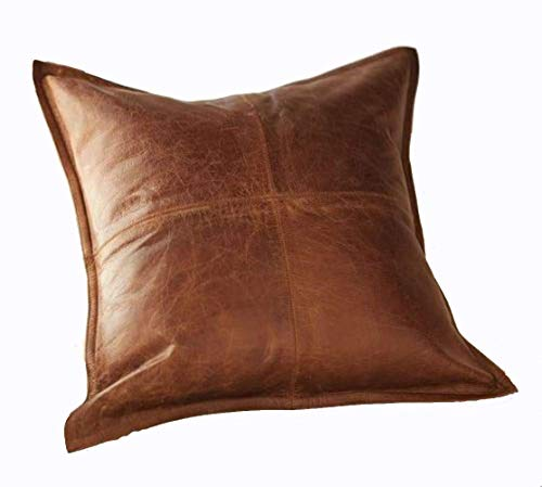 Top 10 Leather Pillow Cover – Throw Pillow Covers